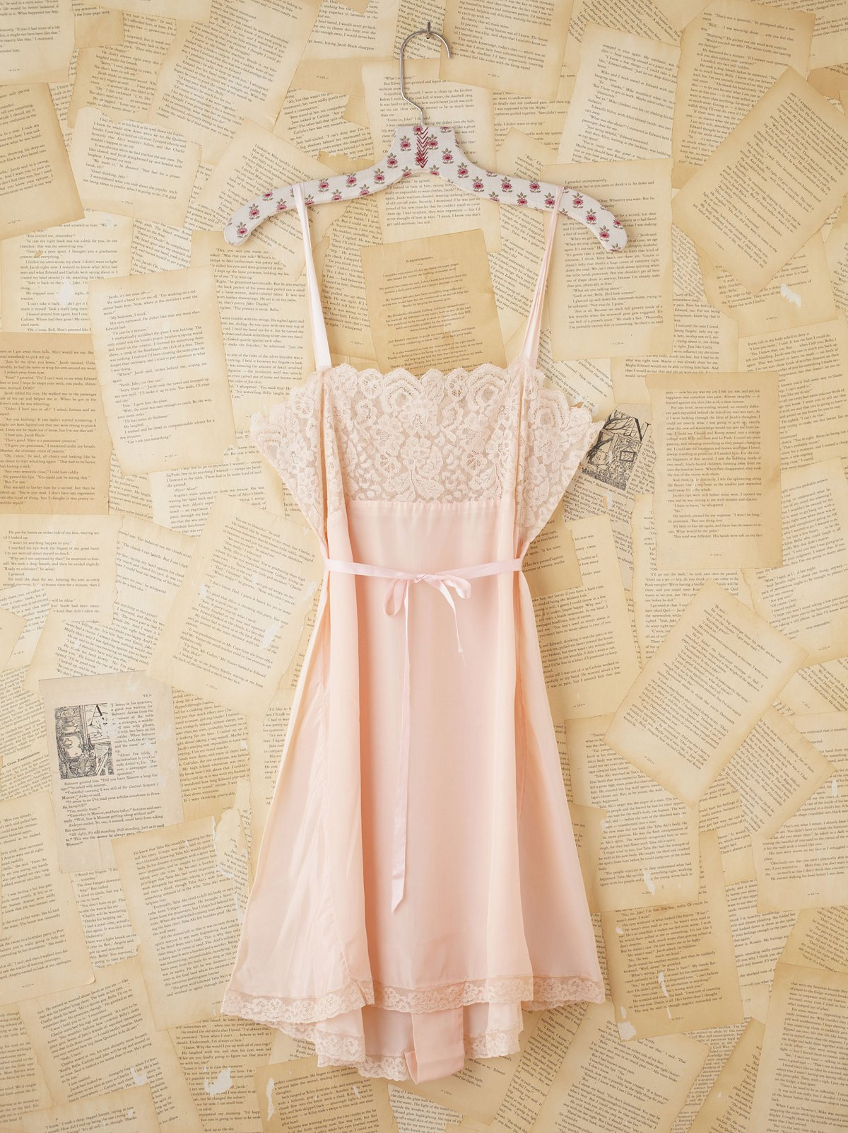 Vintage Babydoll Slip Dress