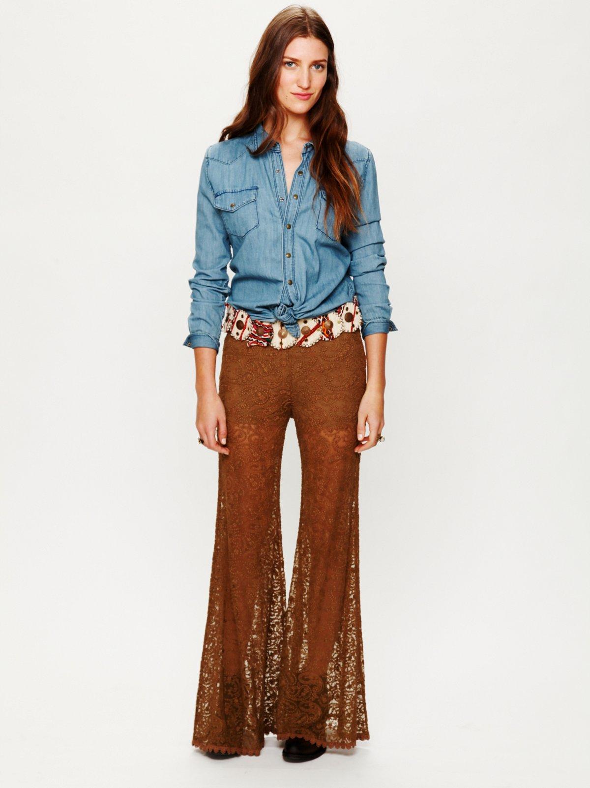 Full Lace Pant