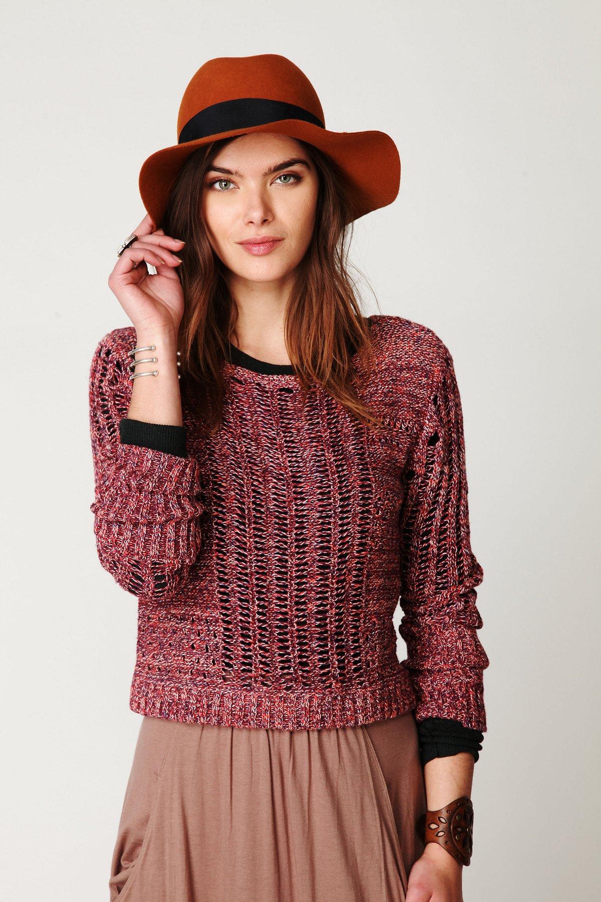 Caldra Layer Pullover