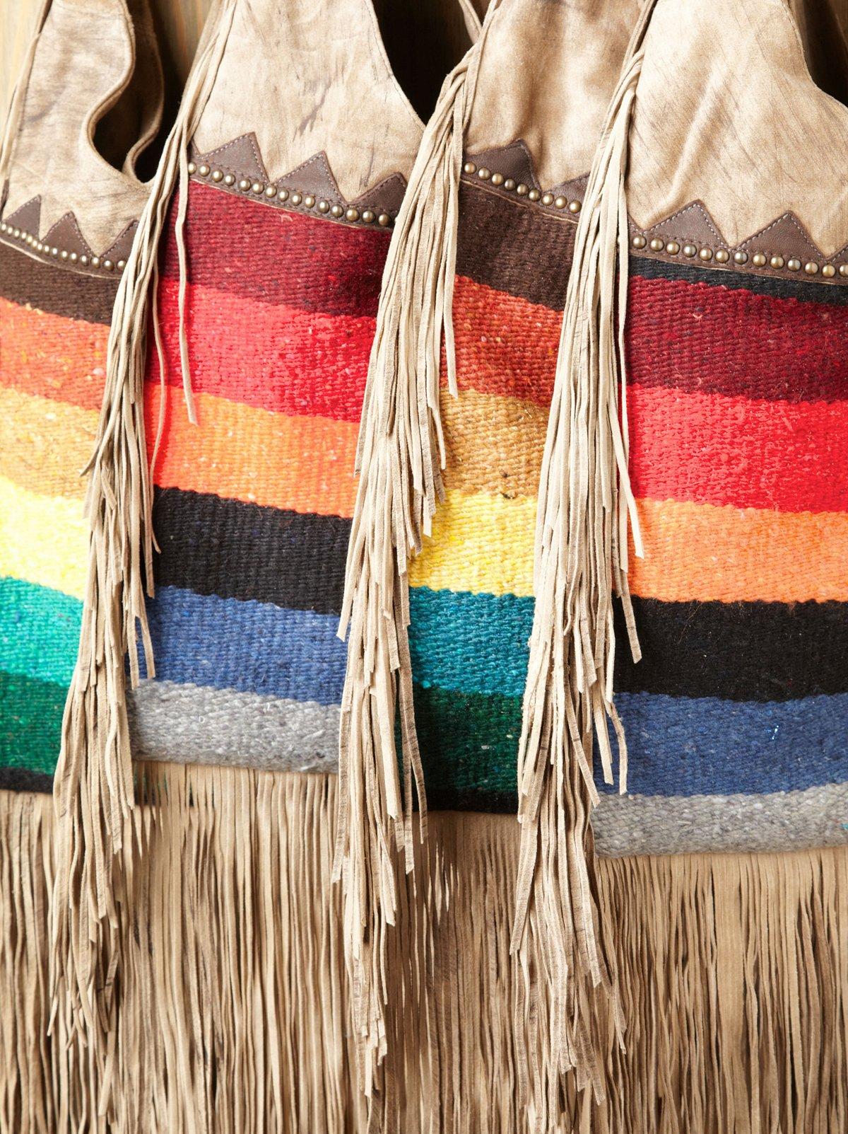 Joplin Fringe Bag