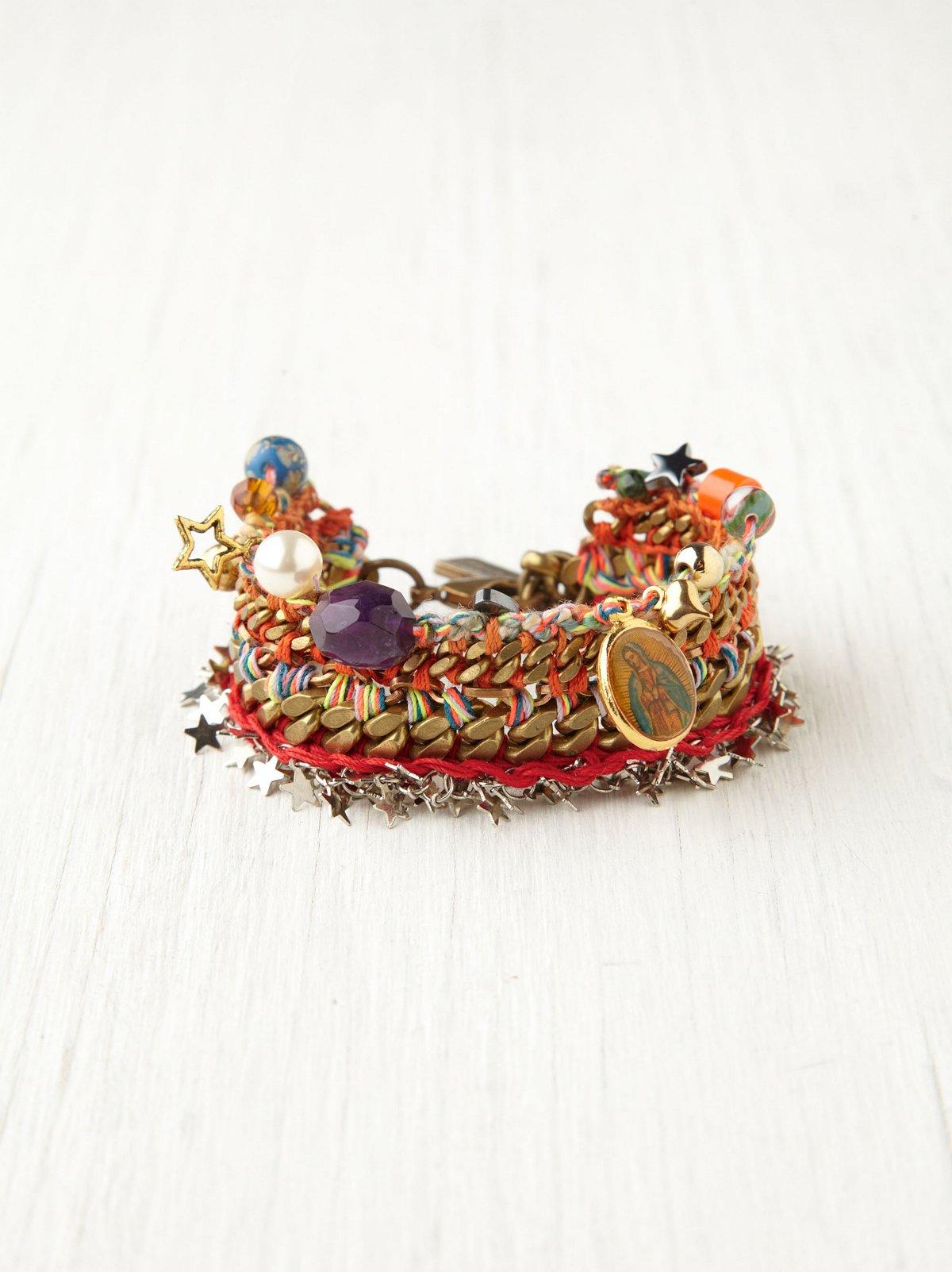Crazy Heart Bracelet