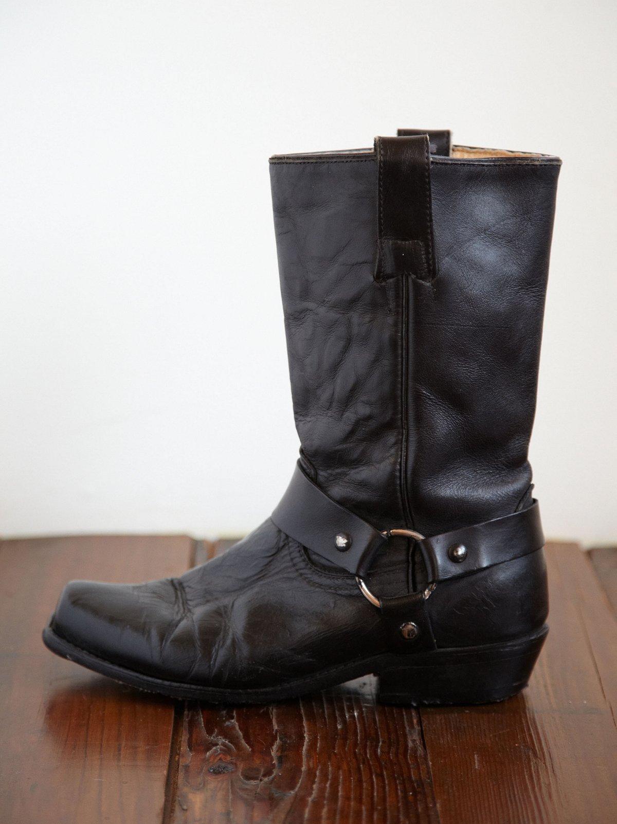 Vintage Botas Texas Boots