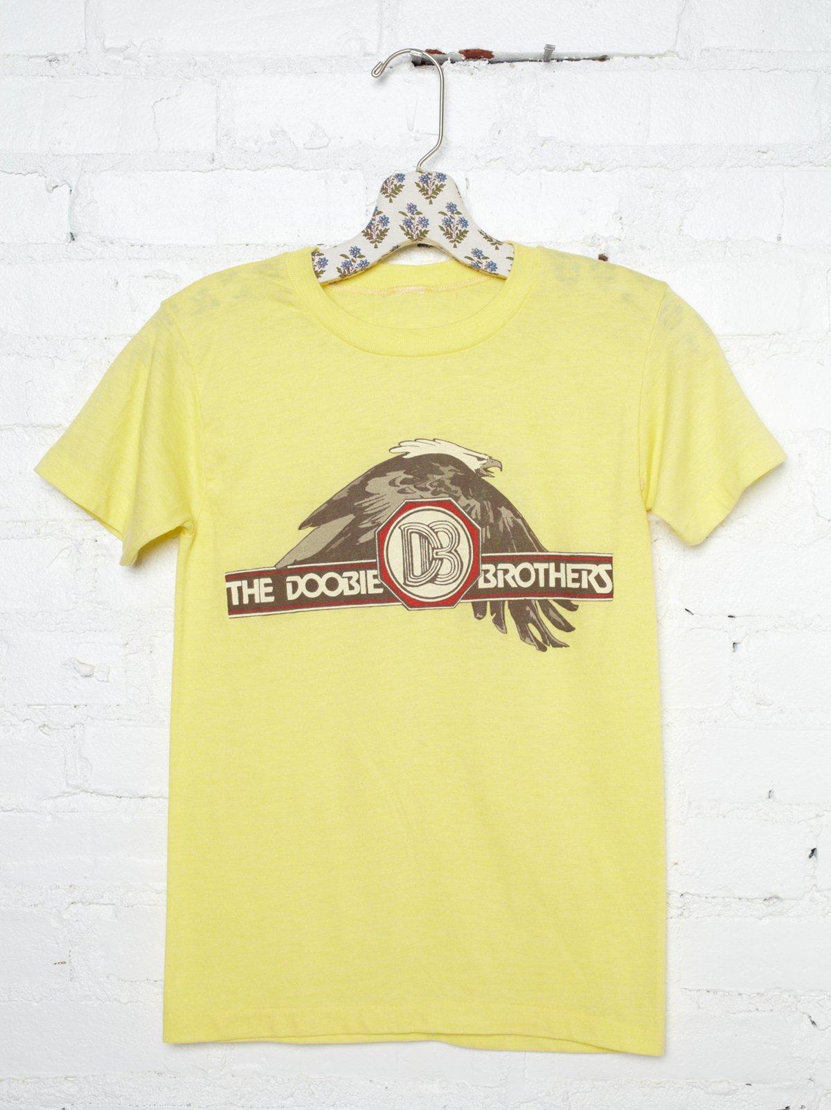 Vintage Doobie Brothers Tee