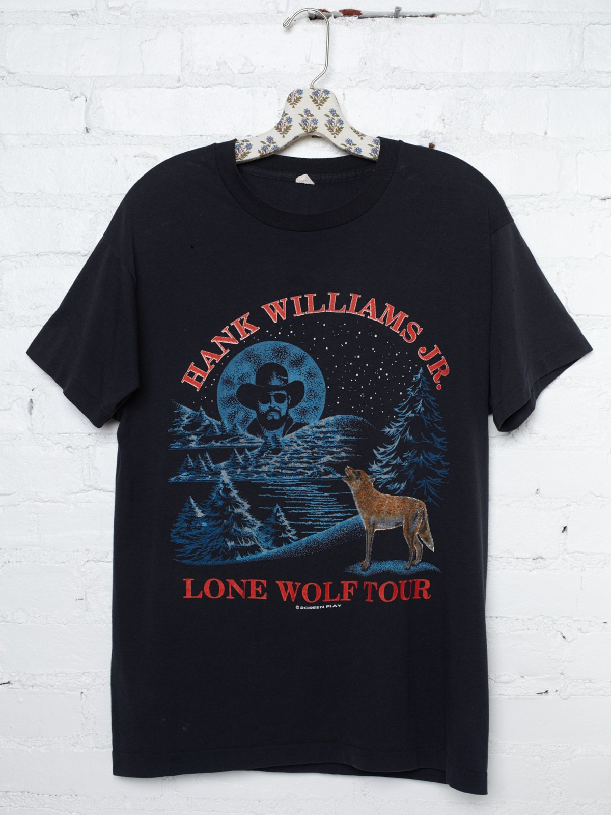Vintage Hank Williams Tee
