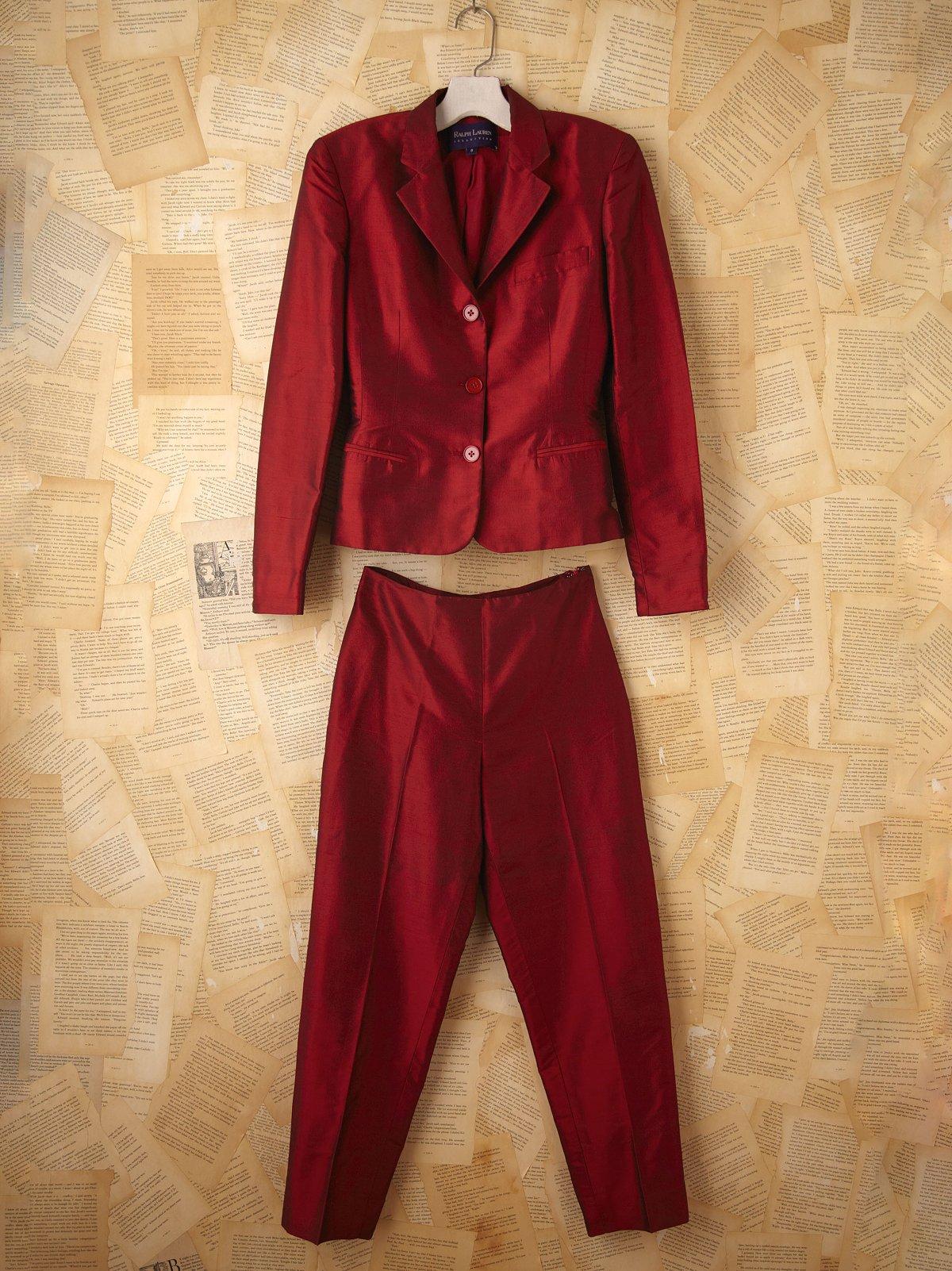 Vintage Ralph Lauren Suit
