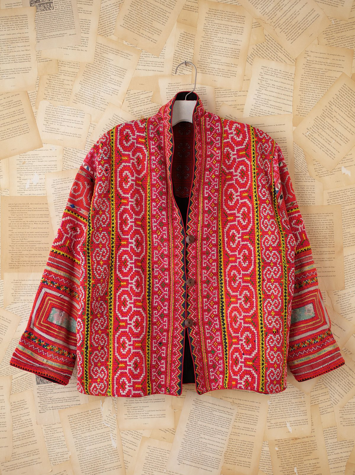 Thai Hand Embroidered Jacket