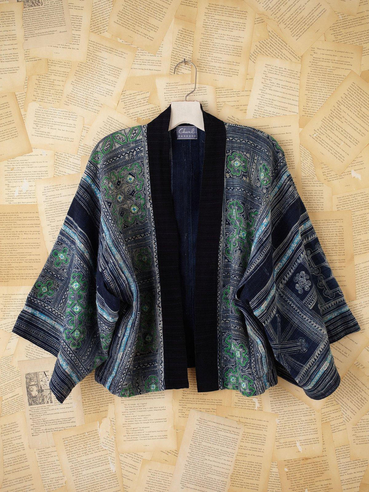 Vintage Textile Jacket
