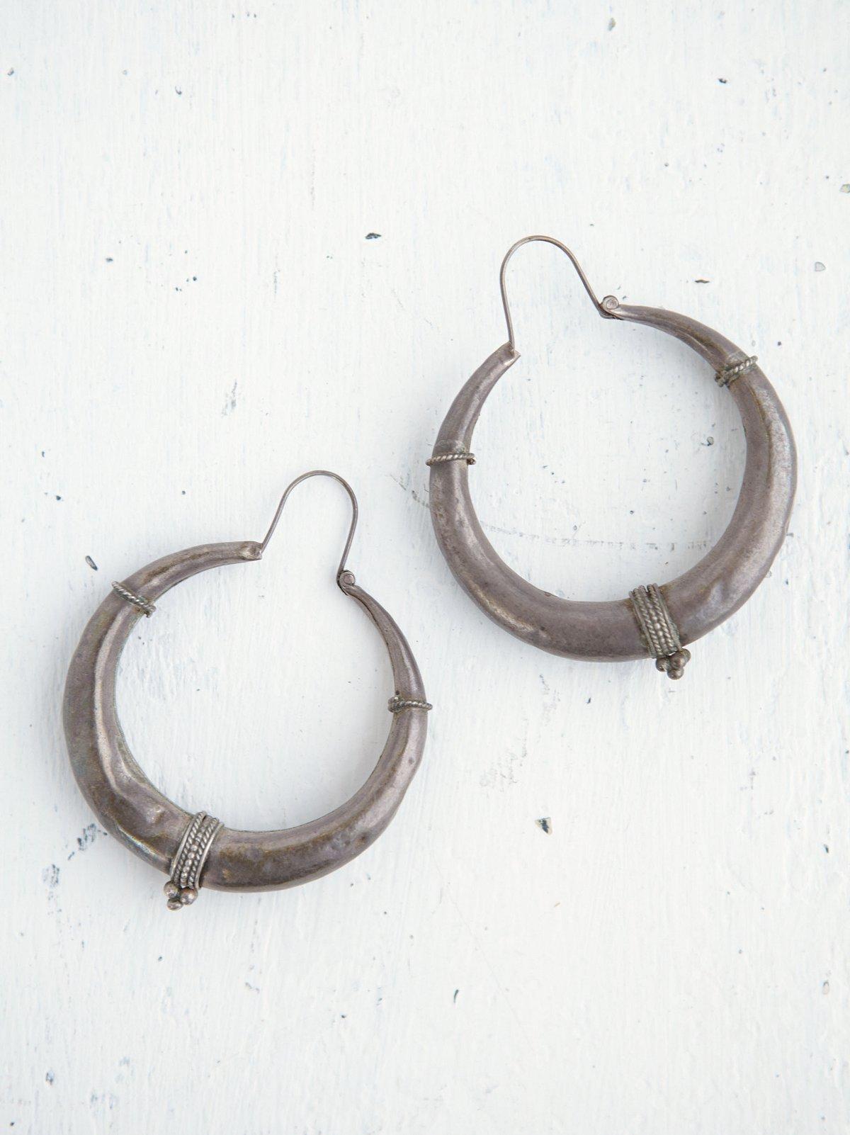 Vintage Tribal Earrings