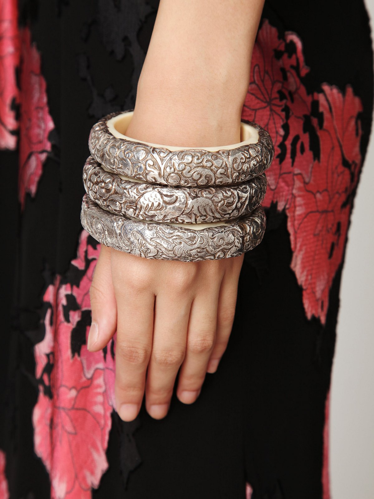 Skinny Samsara Bangle