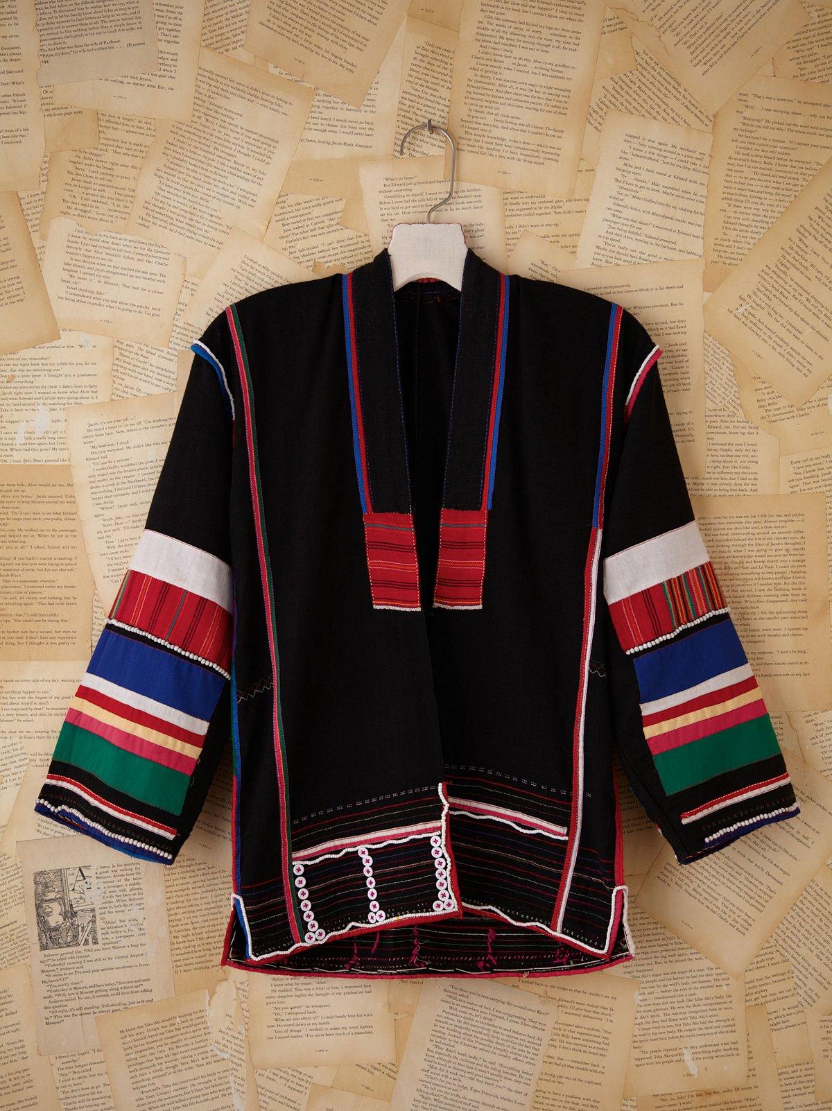 Vintage Tunic Jacket