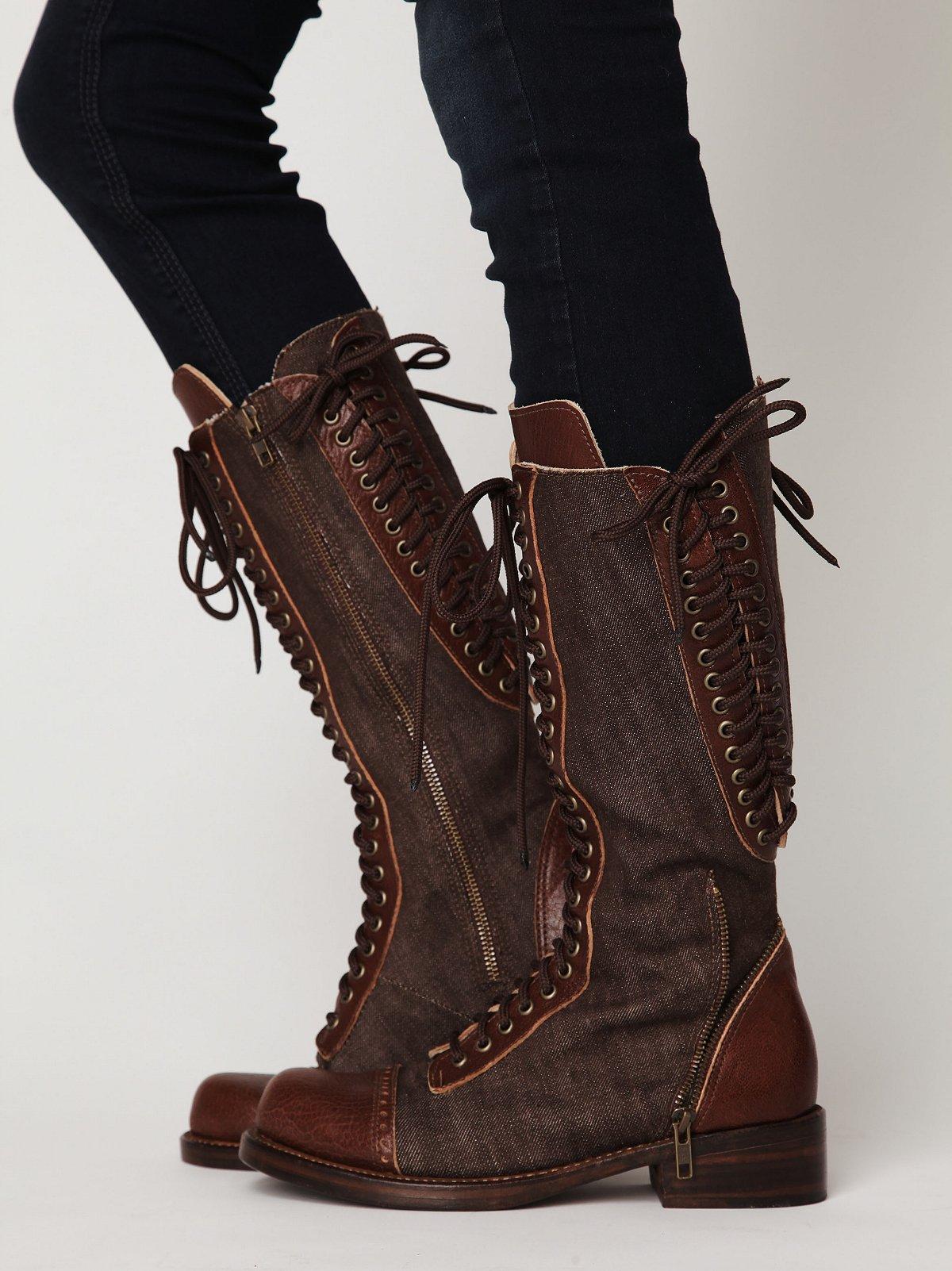 Kettle Creek Lace Boot