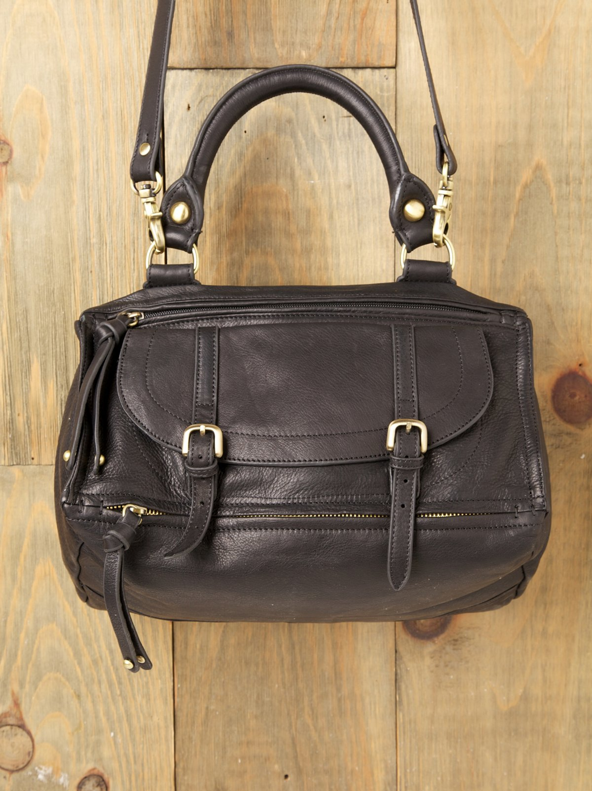 Raven Leather Bag