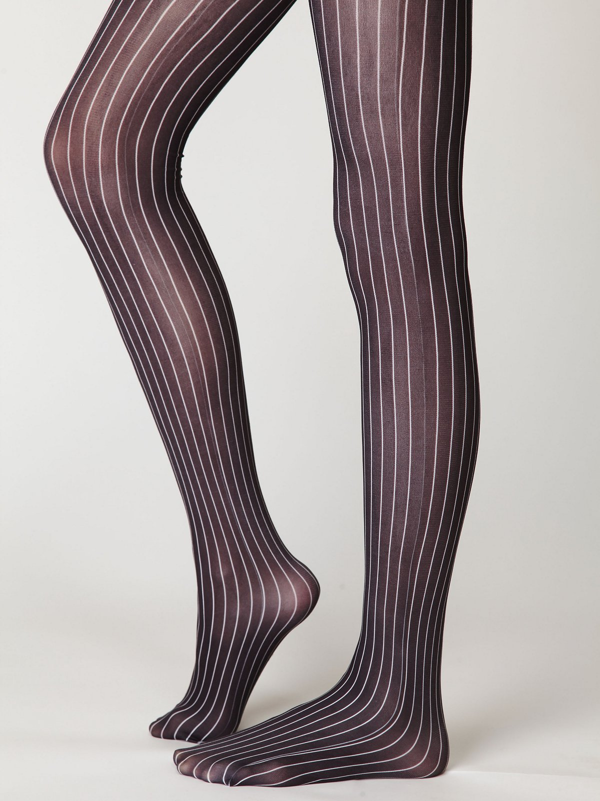 Pin Stripe Tights