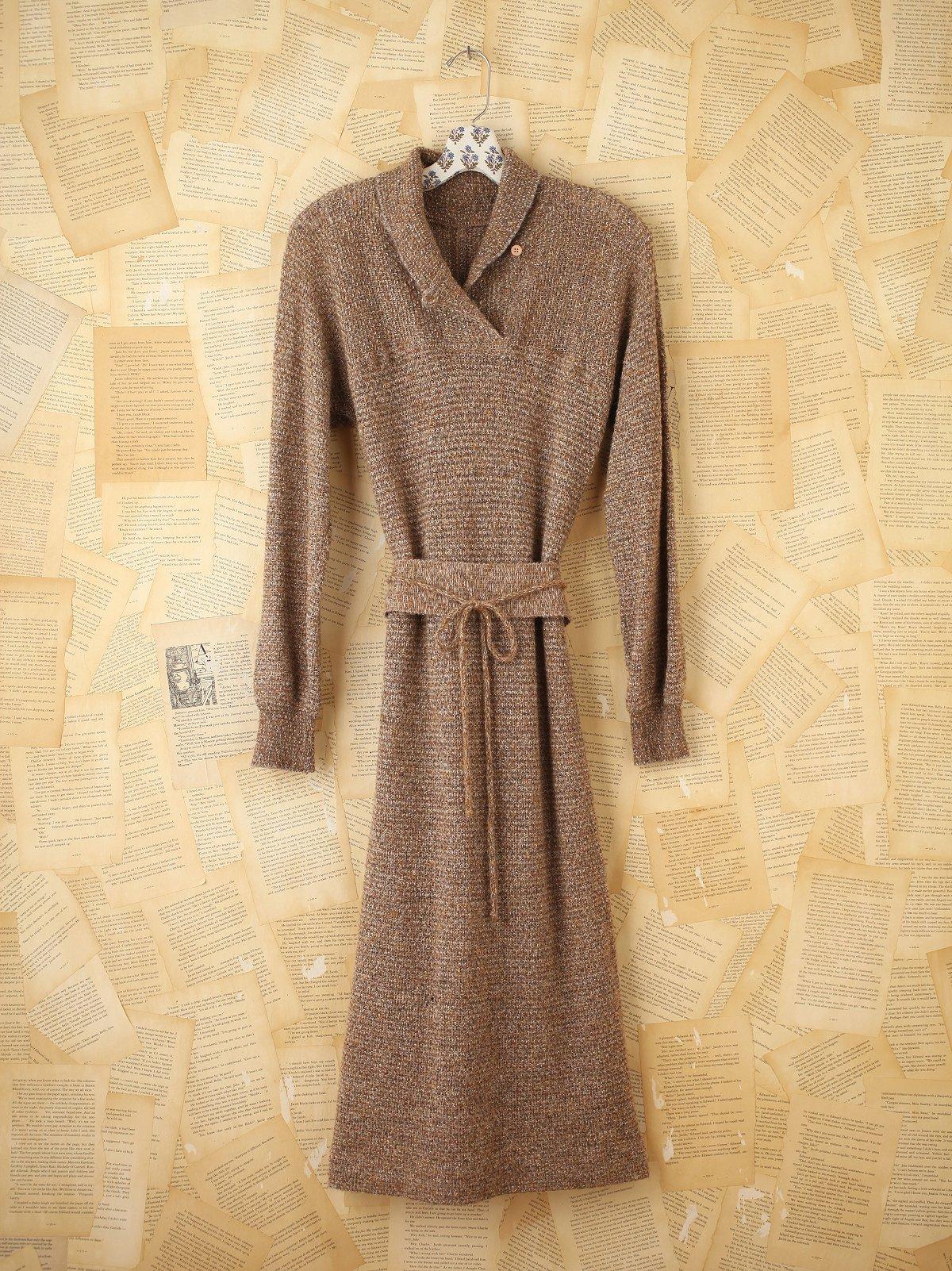 Vintage Missoni Sweater Dress