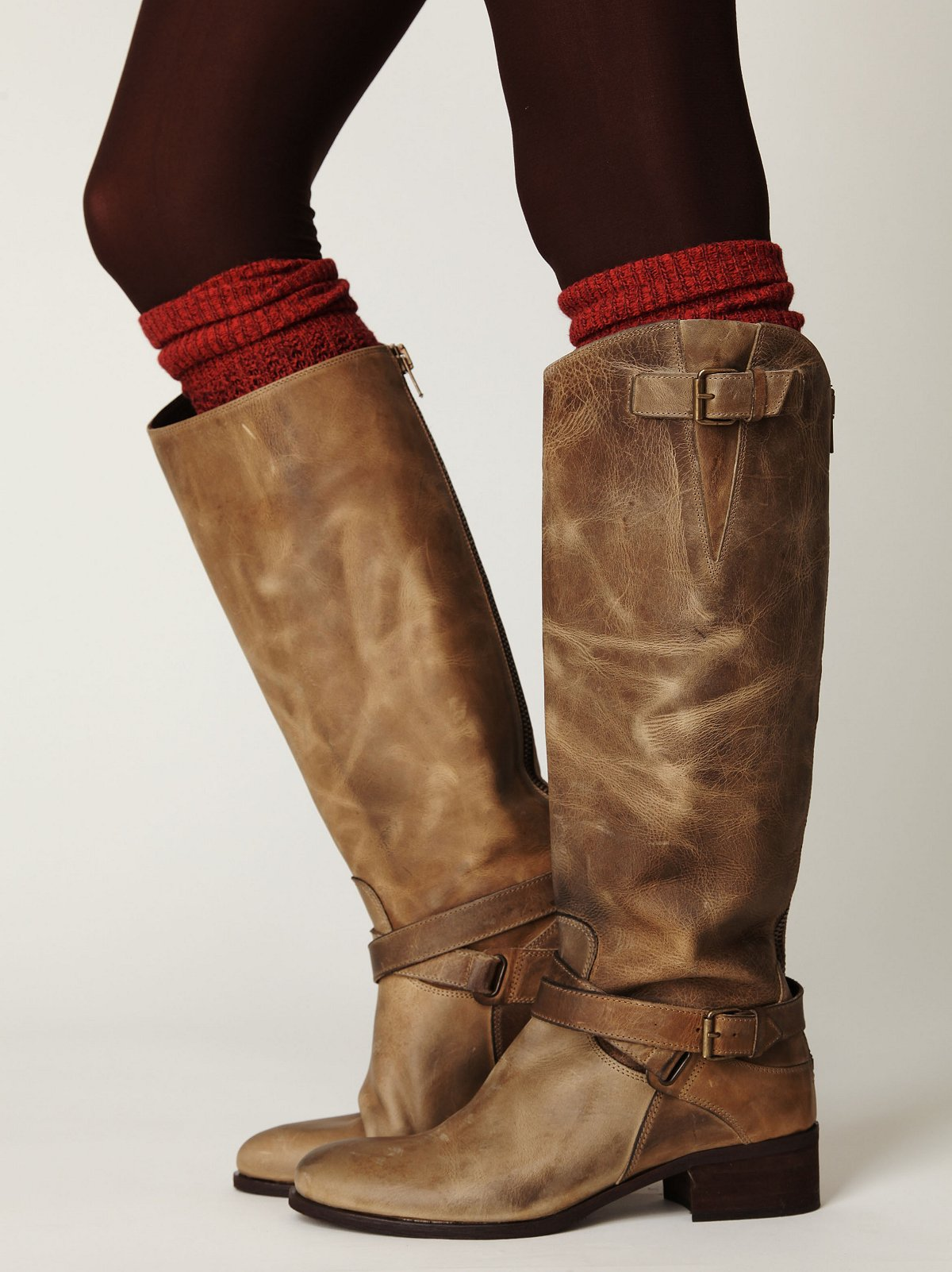 Gratitude Tall Boot