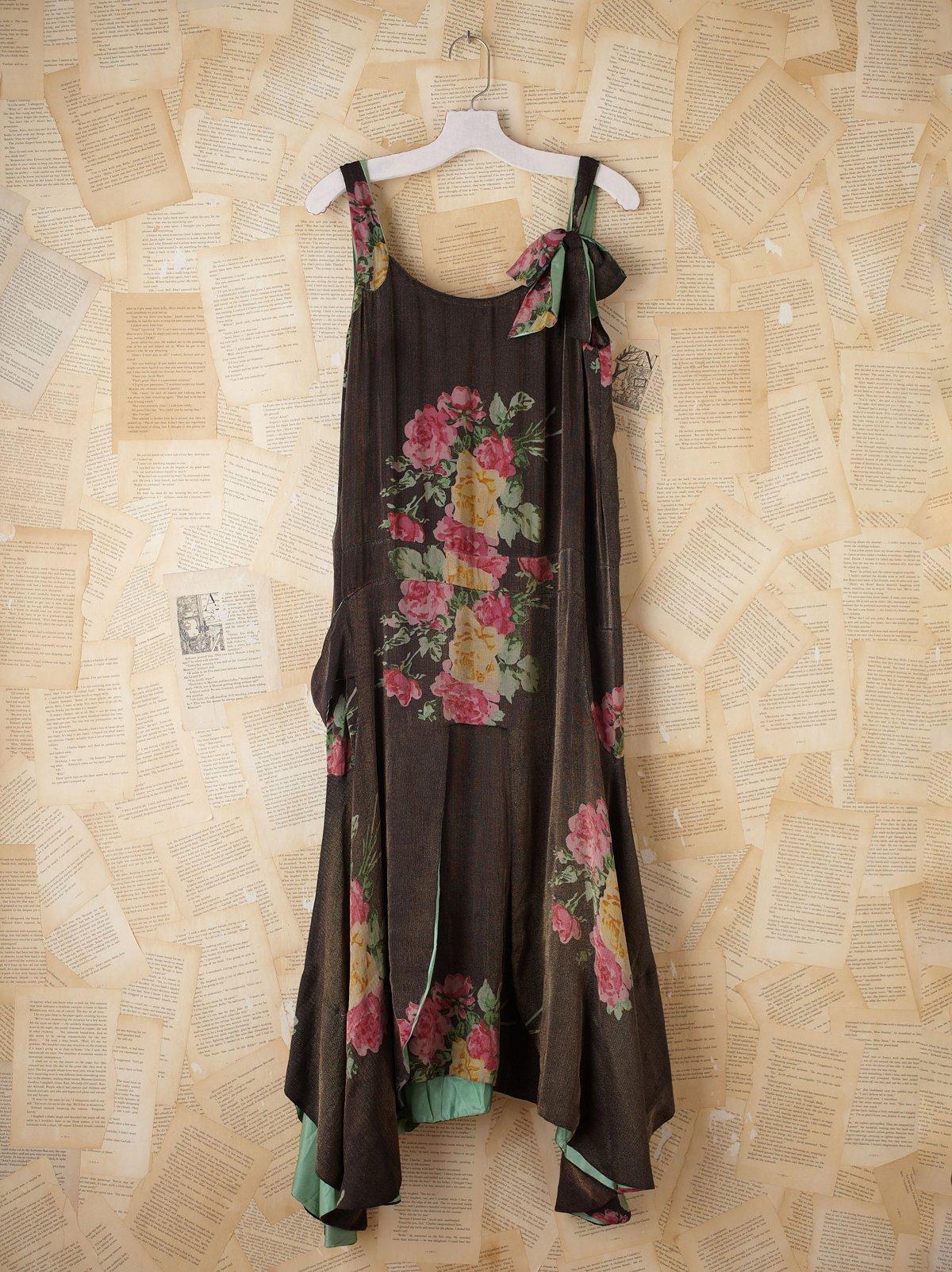 Vintage 1920s Clara Dress