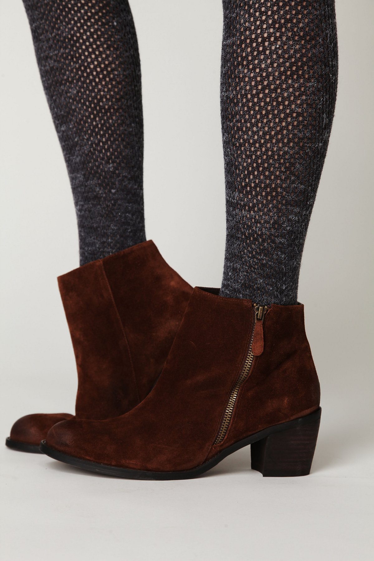 Presley Zip Ankle Boot