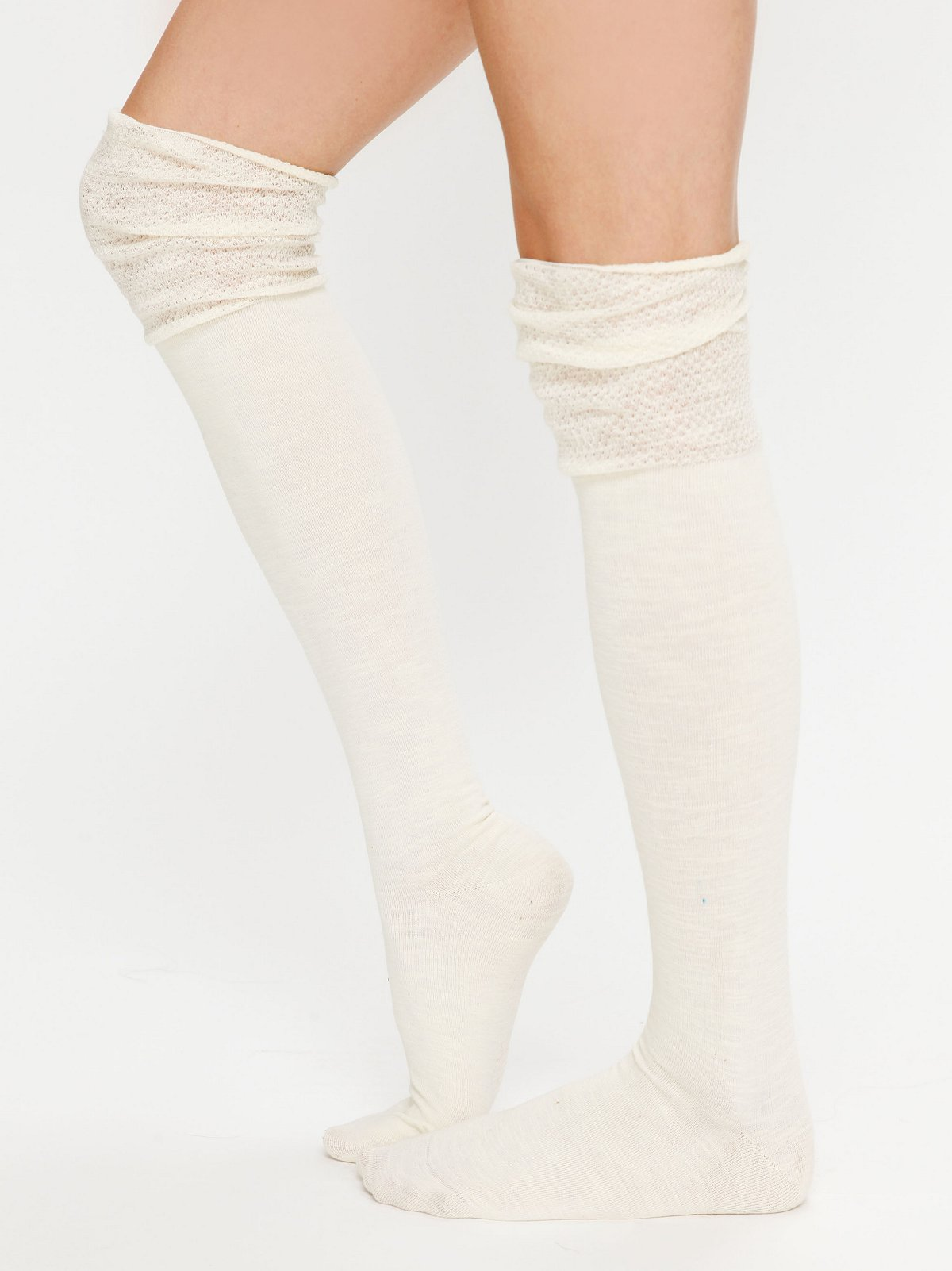 Slouched Burnout Sock