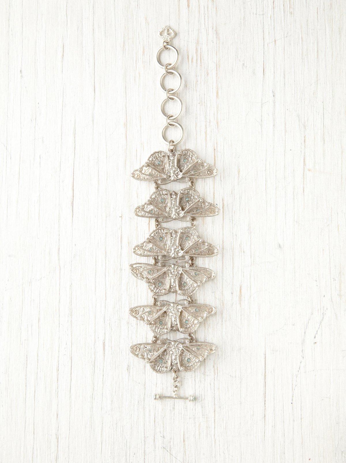 Nouveau Butterfly Bracelet