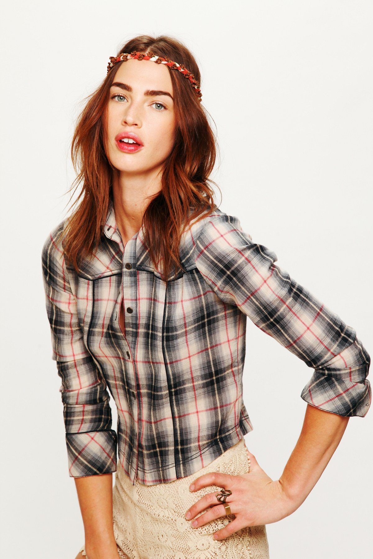 Western Buttondown