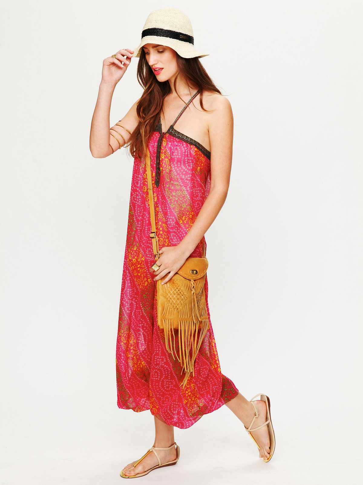 Psychedelic Bubble Romper