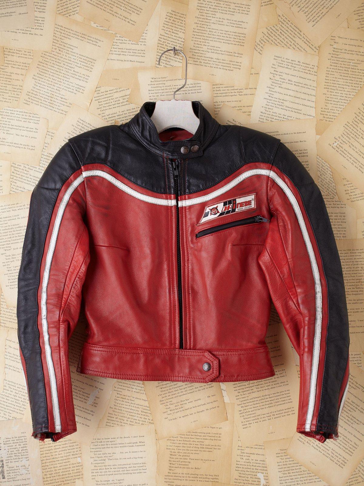 Vintage Racing Jacket