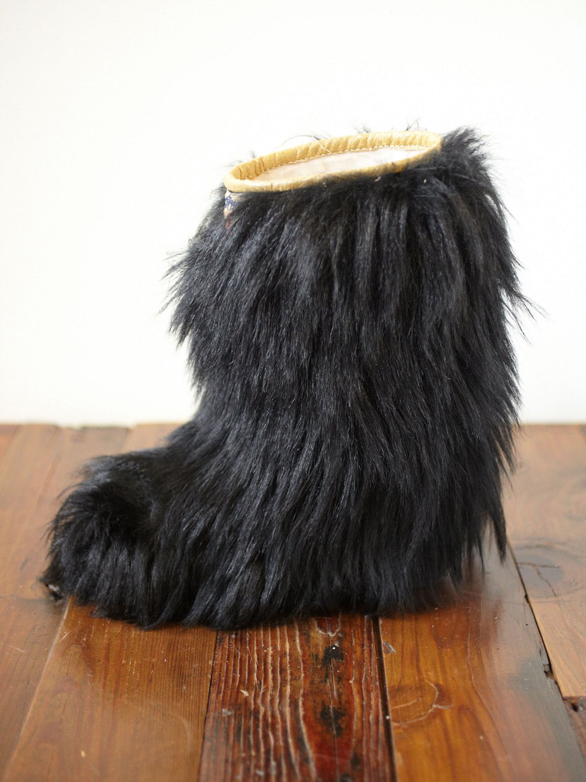 Vintage Meribell Hair Boots