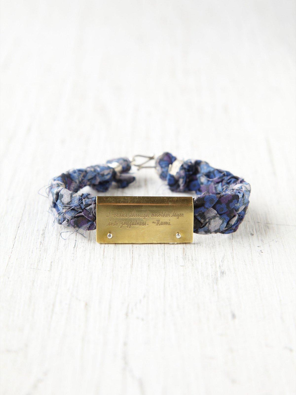 Evita Identity Bracelet