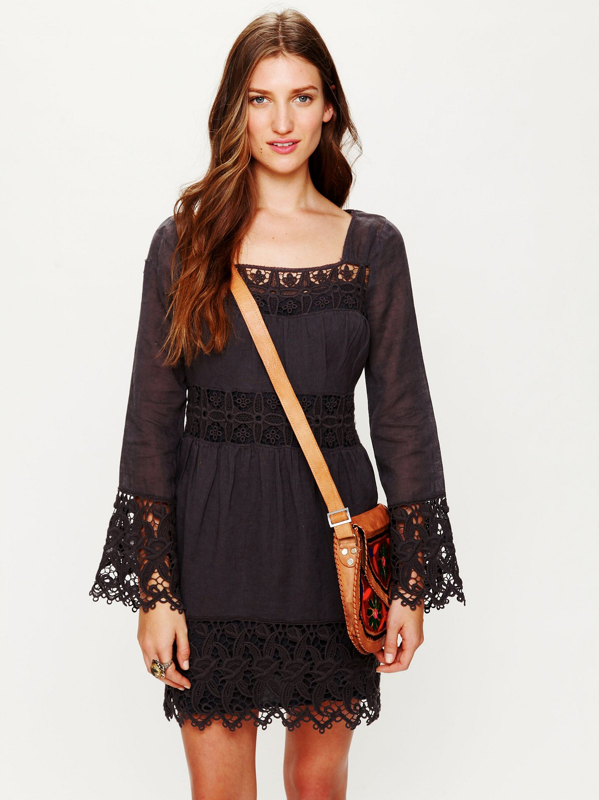 Romantic Insets Dress