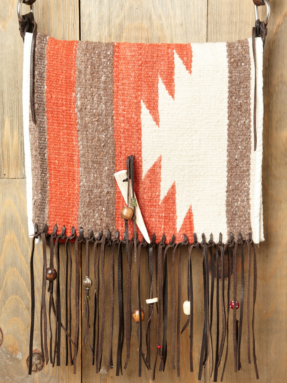Saddle Blanket Bag