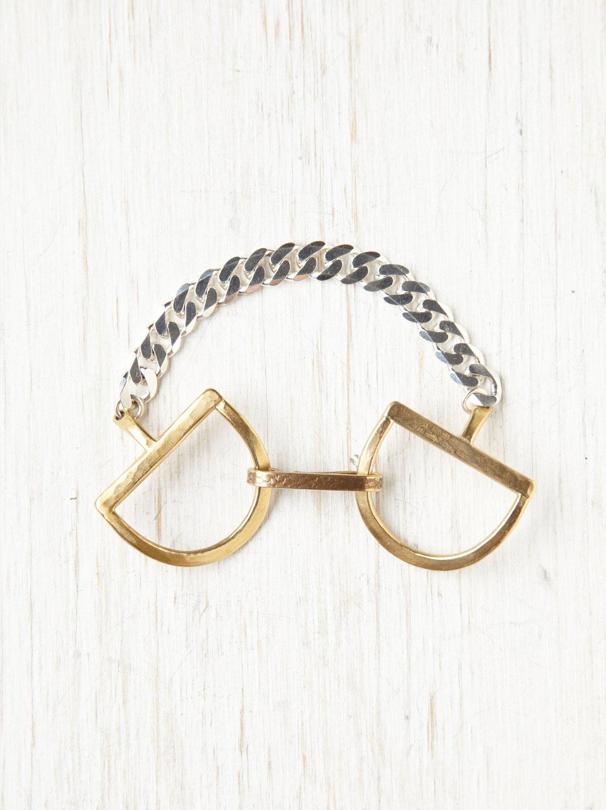 D-ring Bit Bracelet