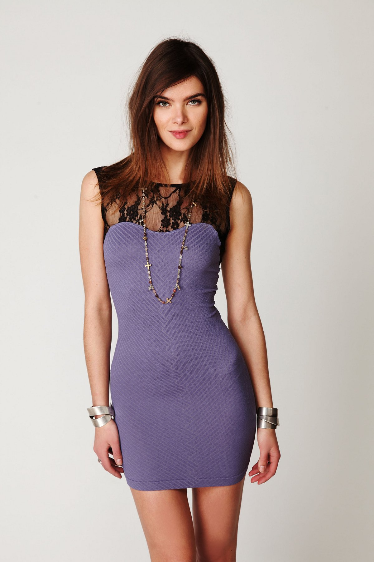Sweetheart with Lace Slip