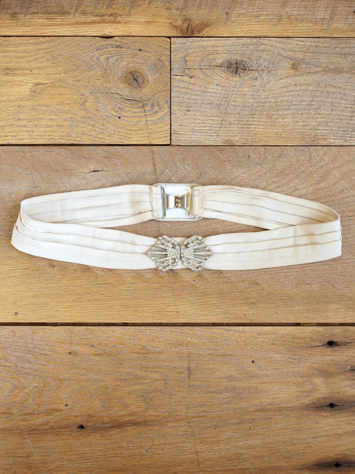 Vintage Ribbon Belt