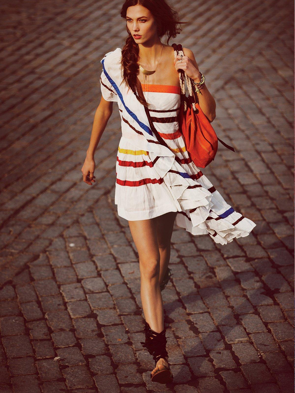 FP New Romantics Color Me Bad Dress