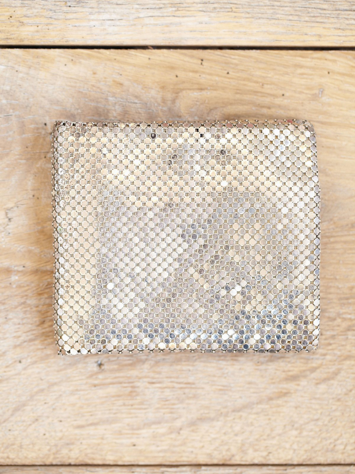 Vintage Chainmail Wallet