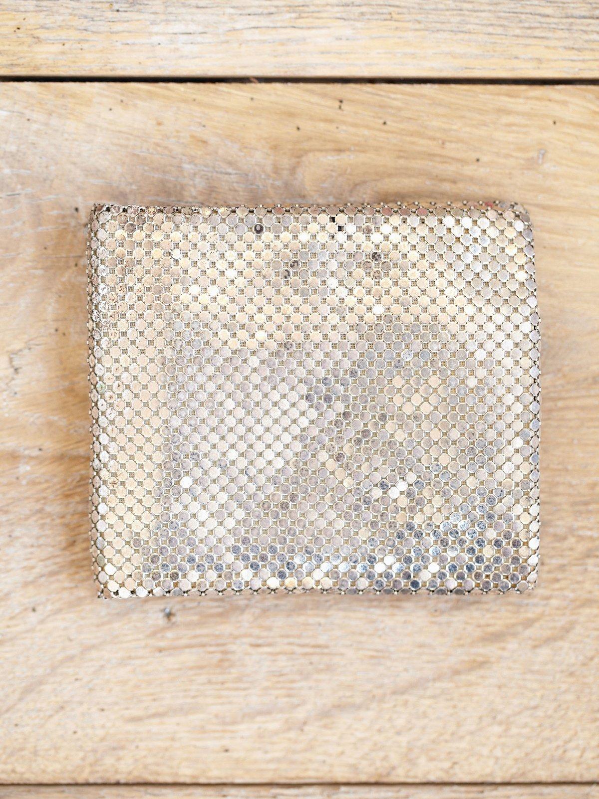 Vintage Chainmail Wallet
