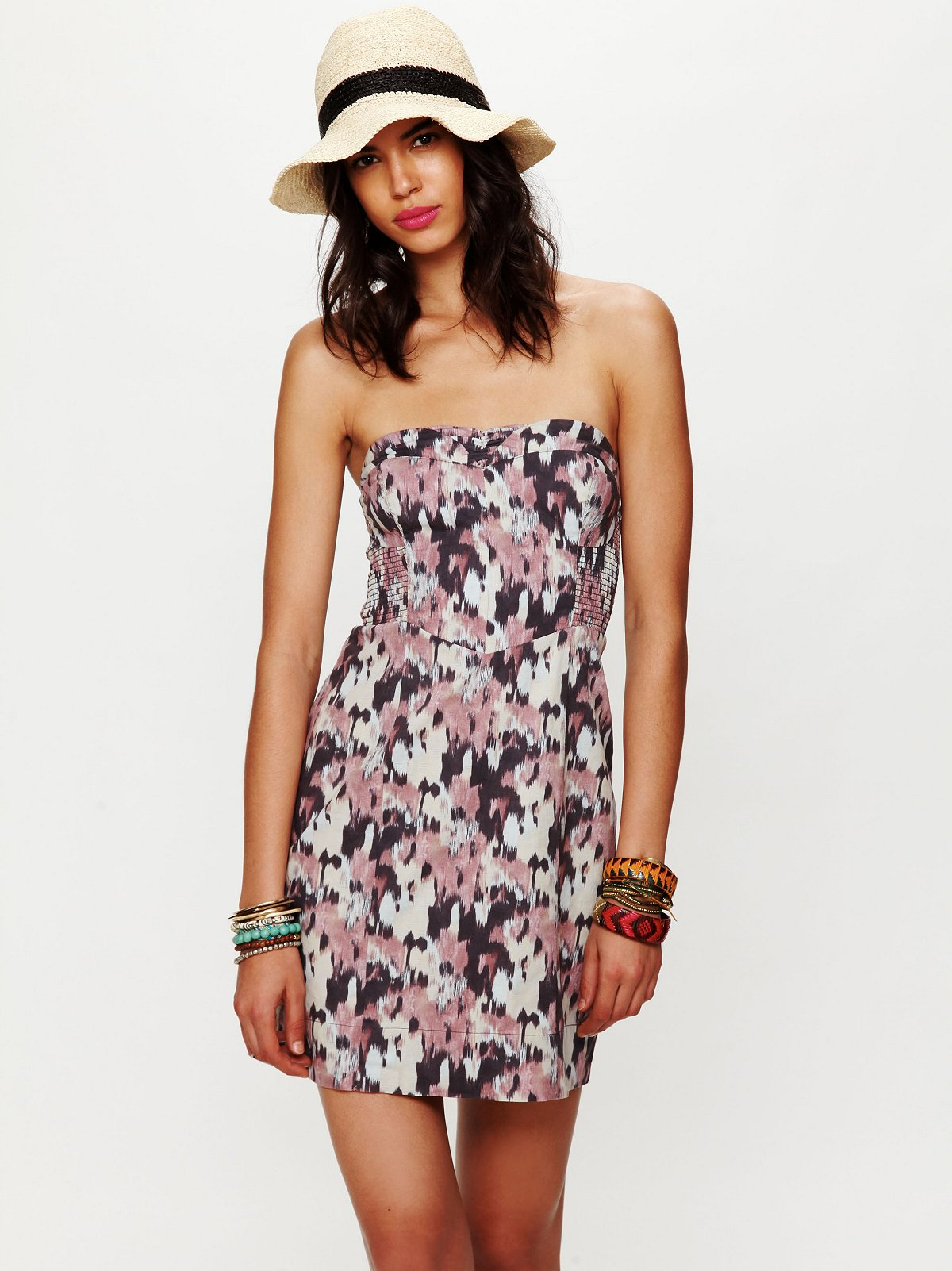 Lola Sweetheart Tube Dress