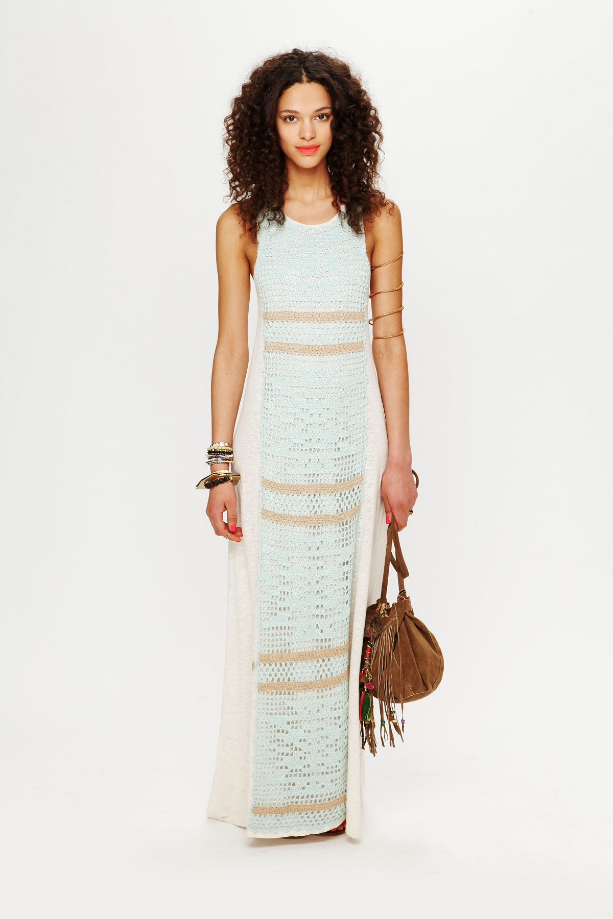 Interstate to Maxi Dress