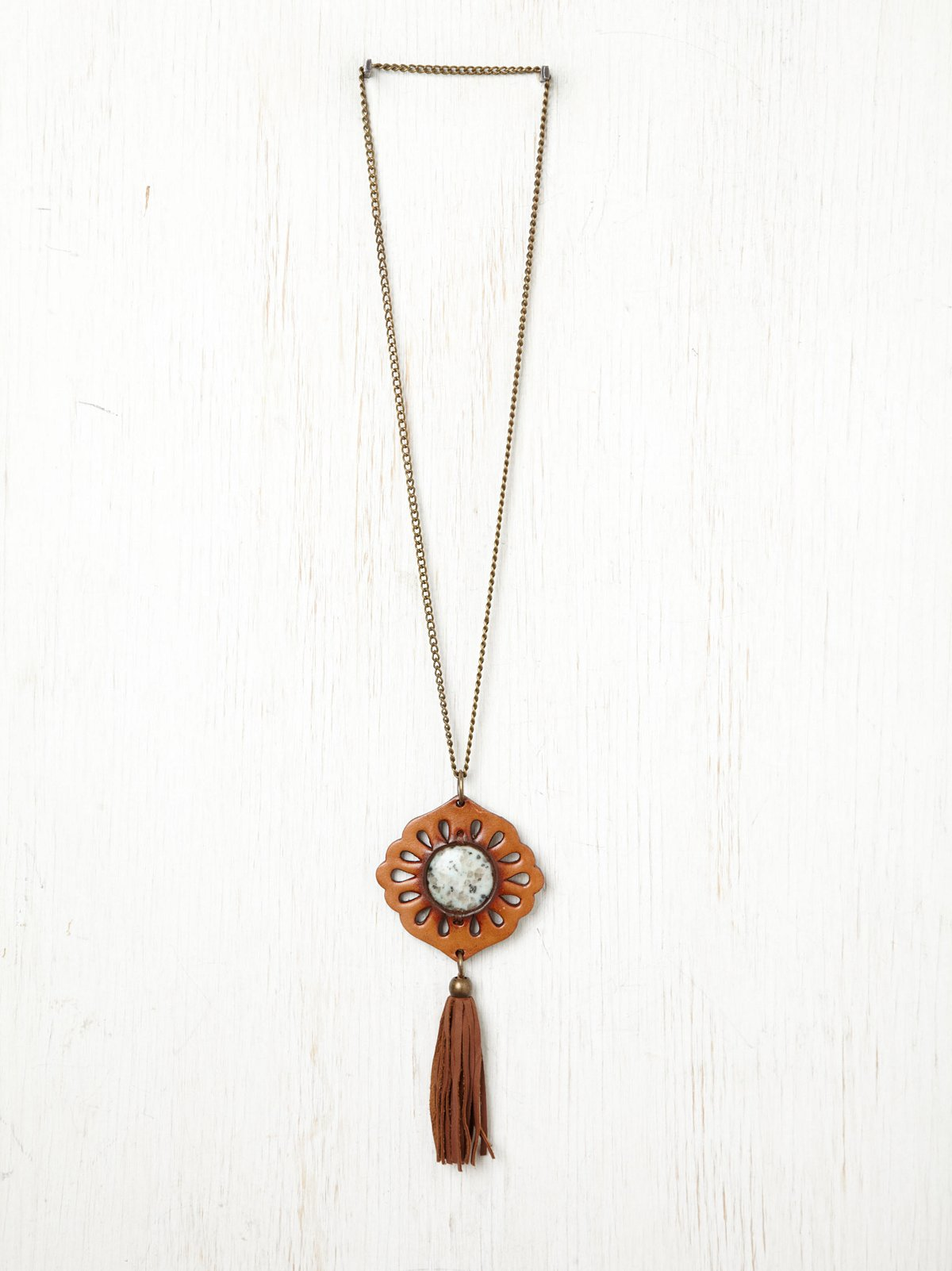 Whiskey River Pendant