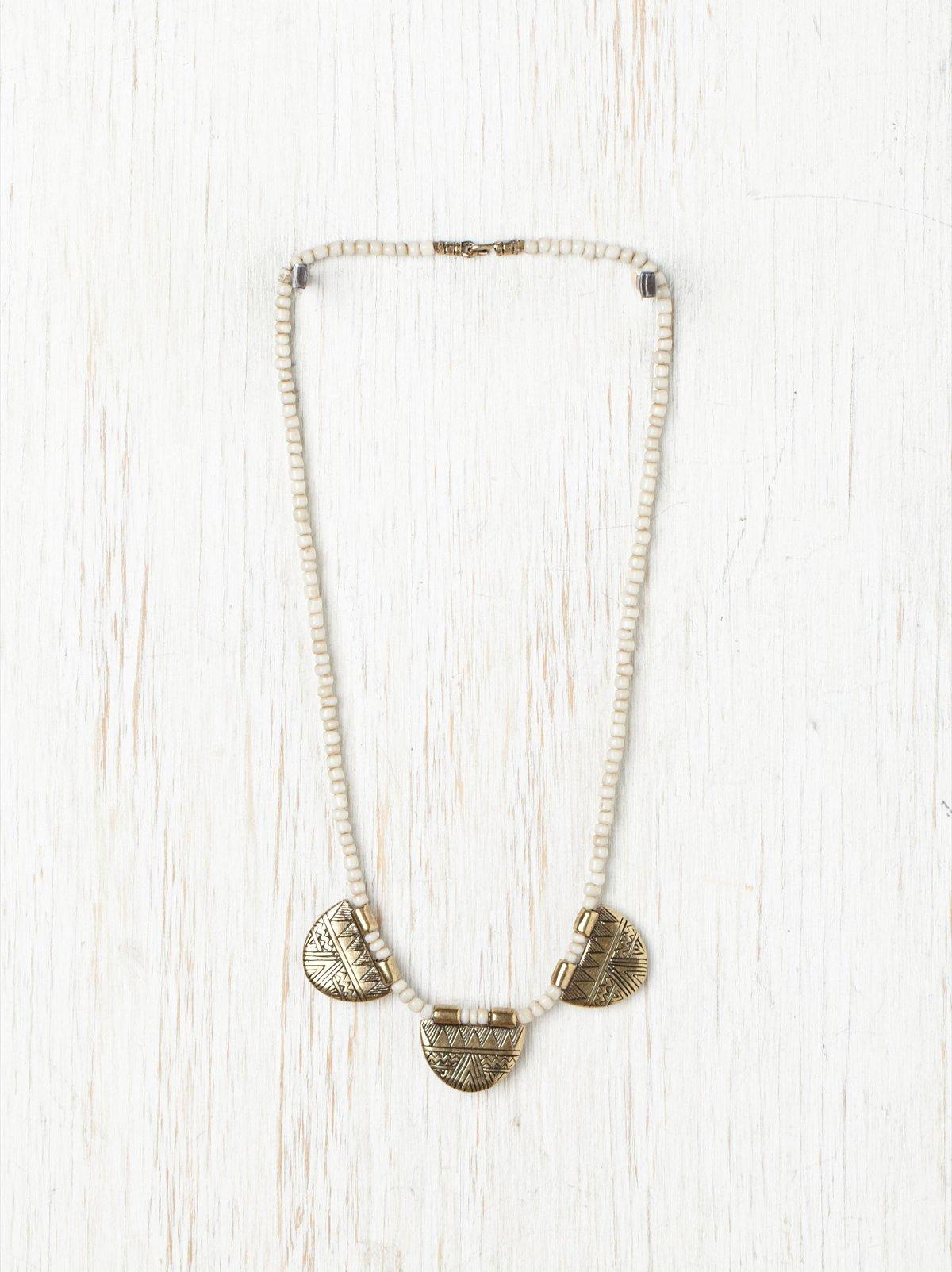Metric Necklace