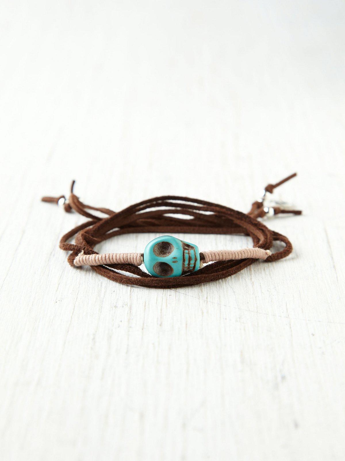 Santo Wrap Bracelet
