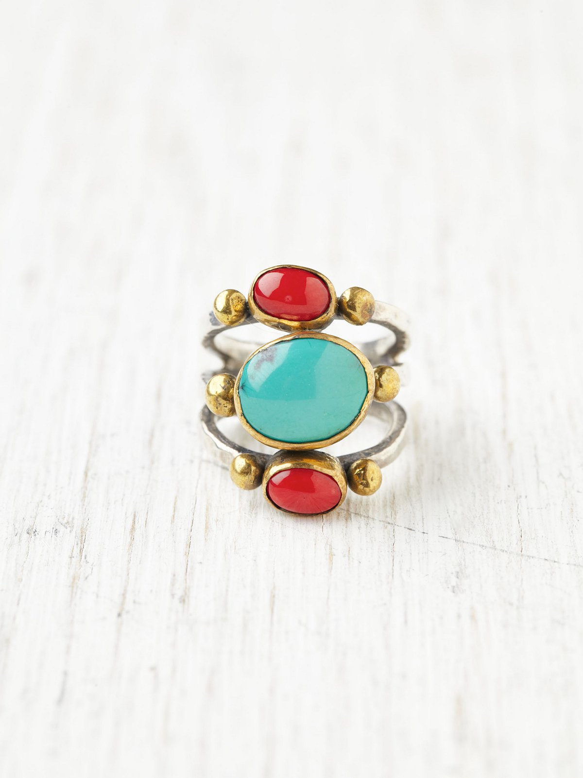 Hermoso Stone Ring