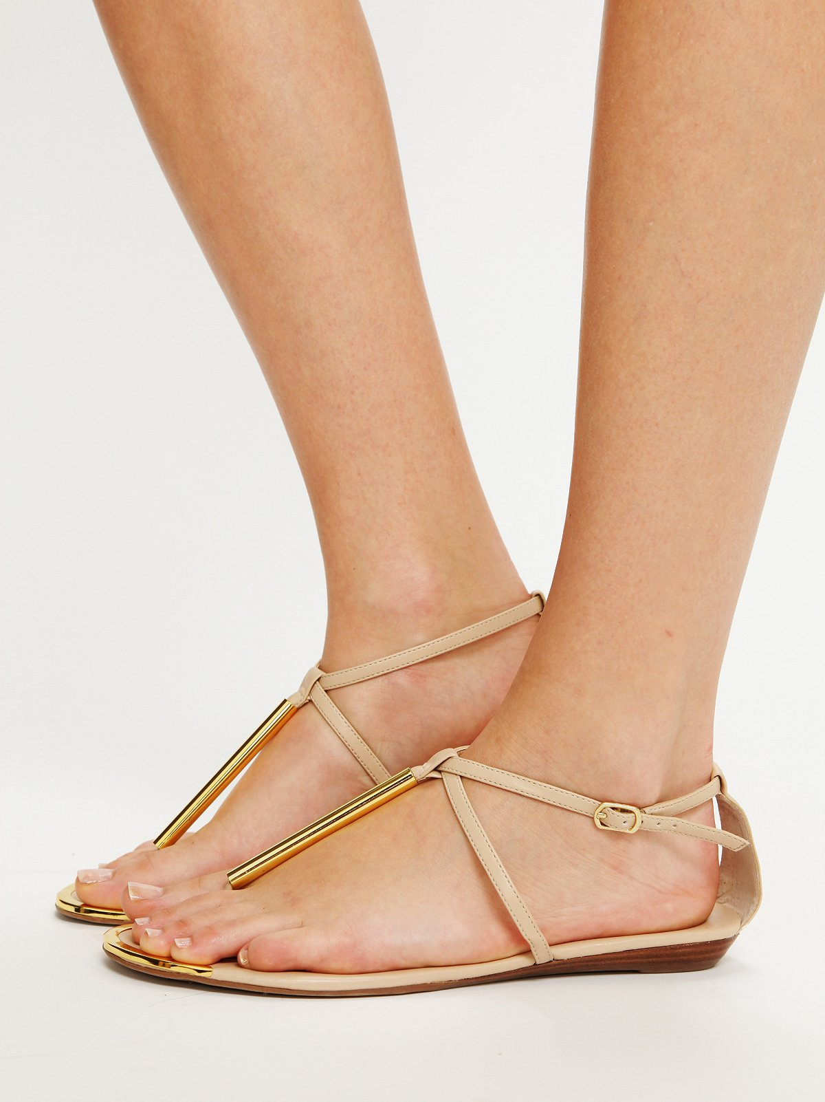 Archer Metal Sandal