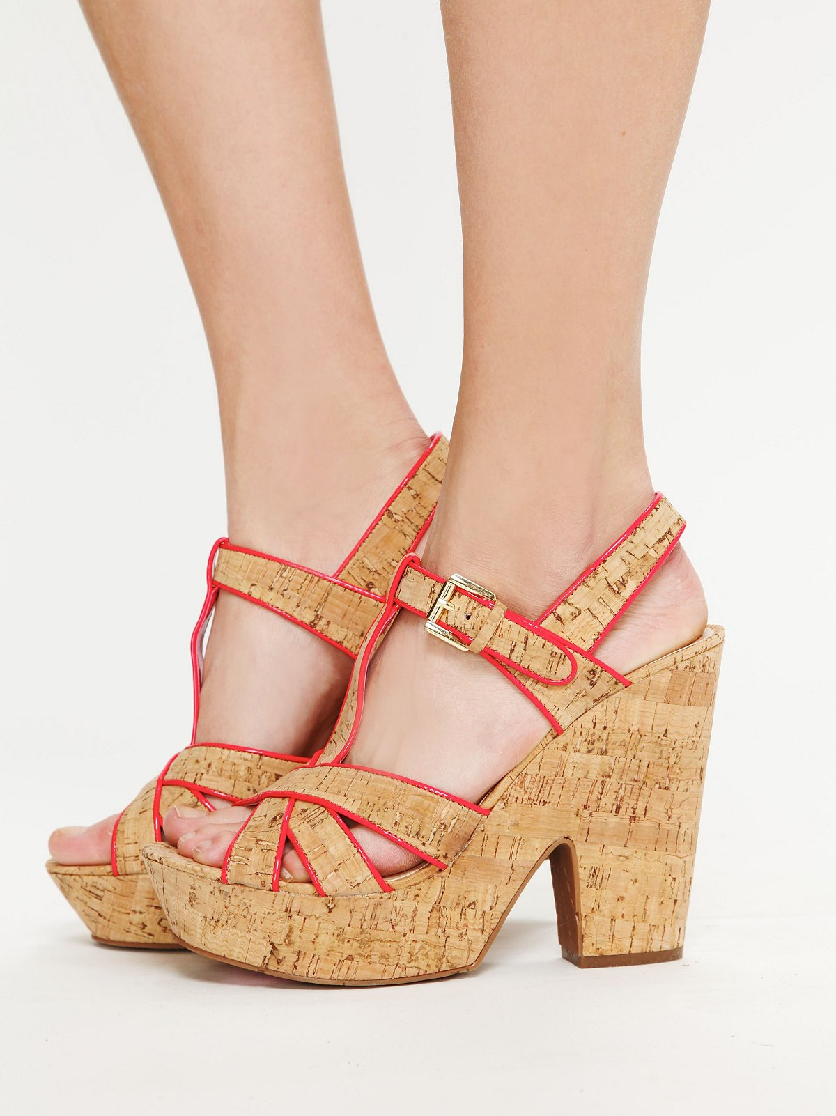 Sonoma Cork Heel