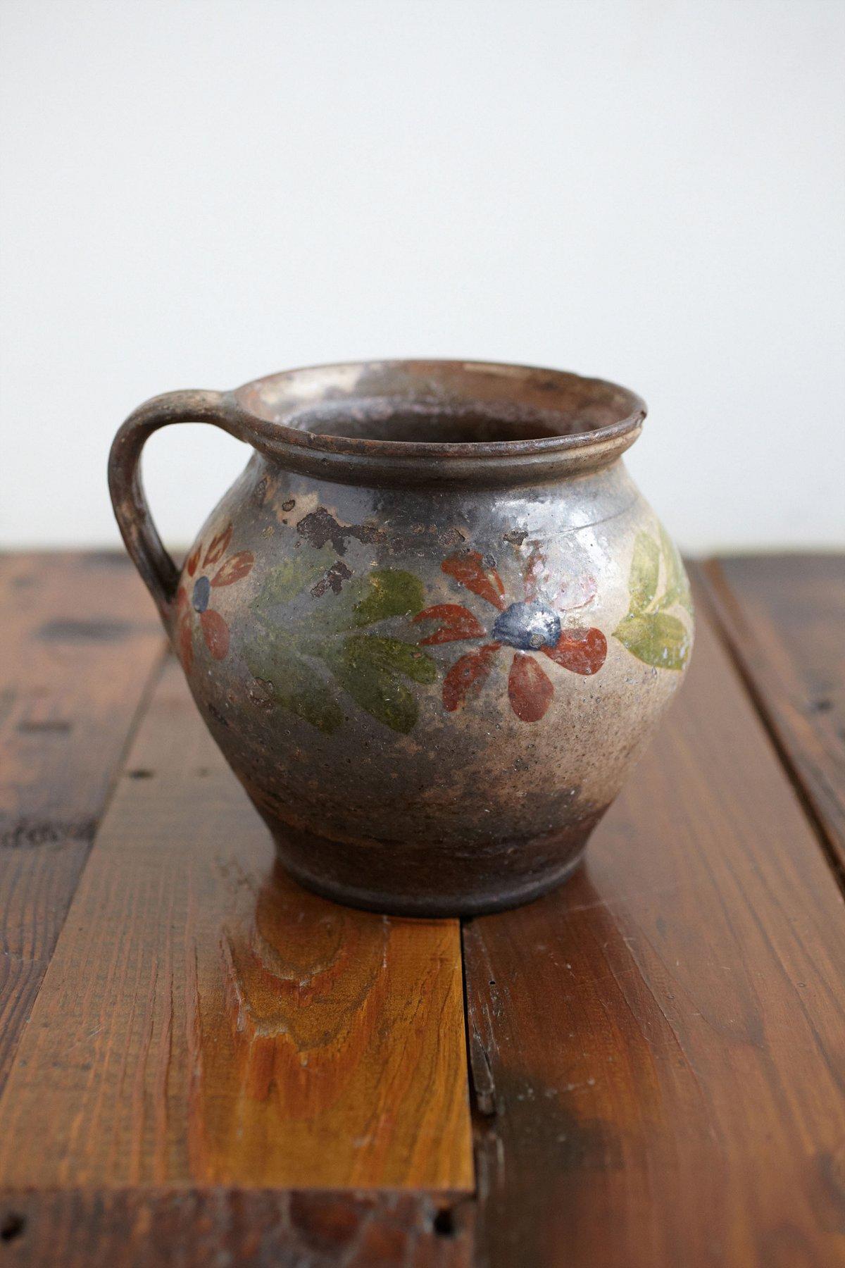 Vintage 1970s Ceramic Pot