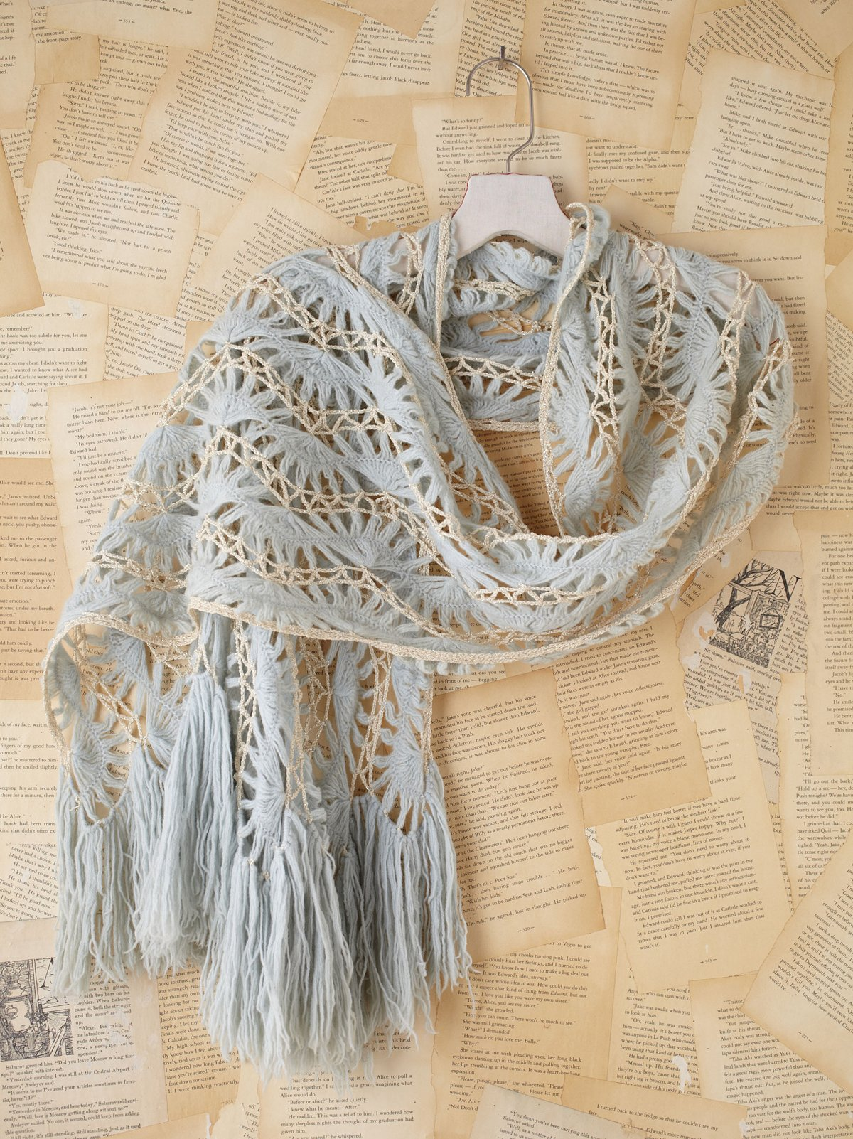 Vintage Stole Scarf