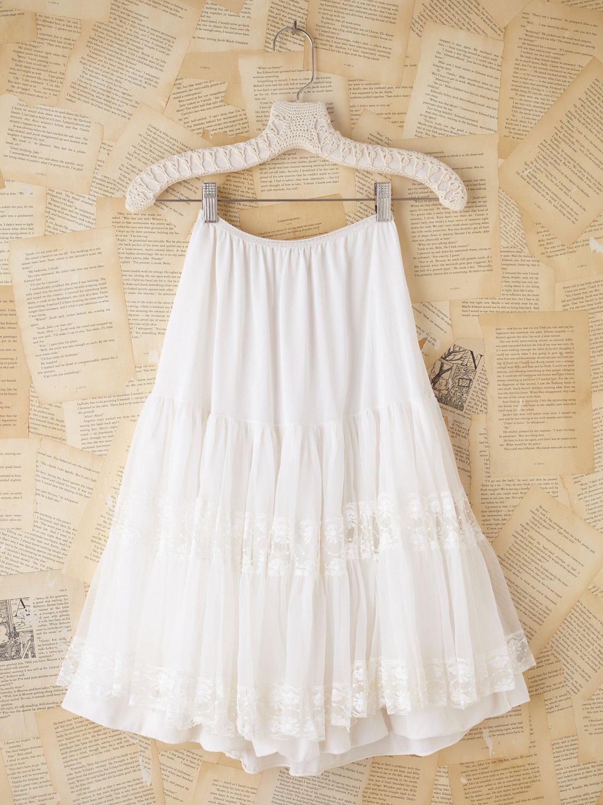 Vintage Princess Skirt