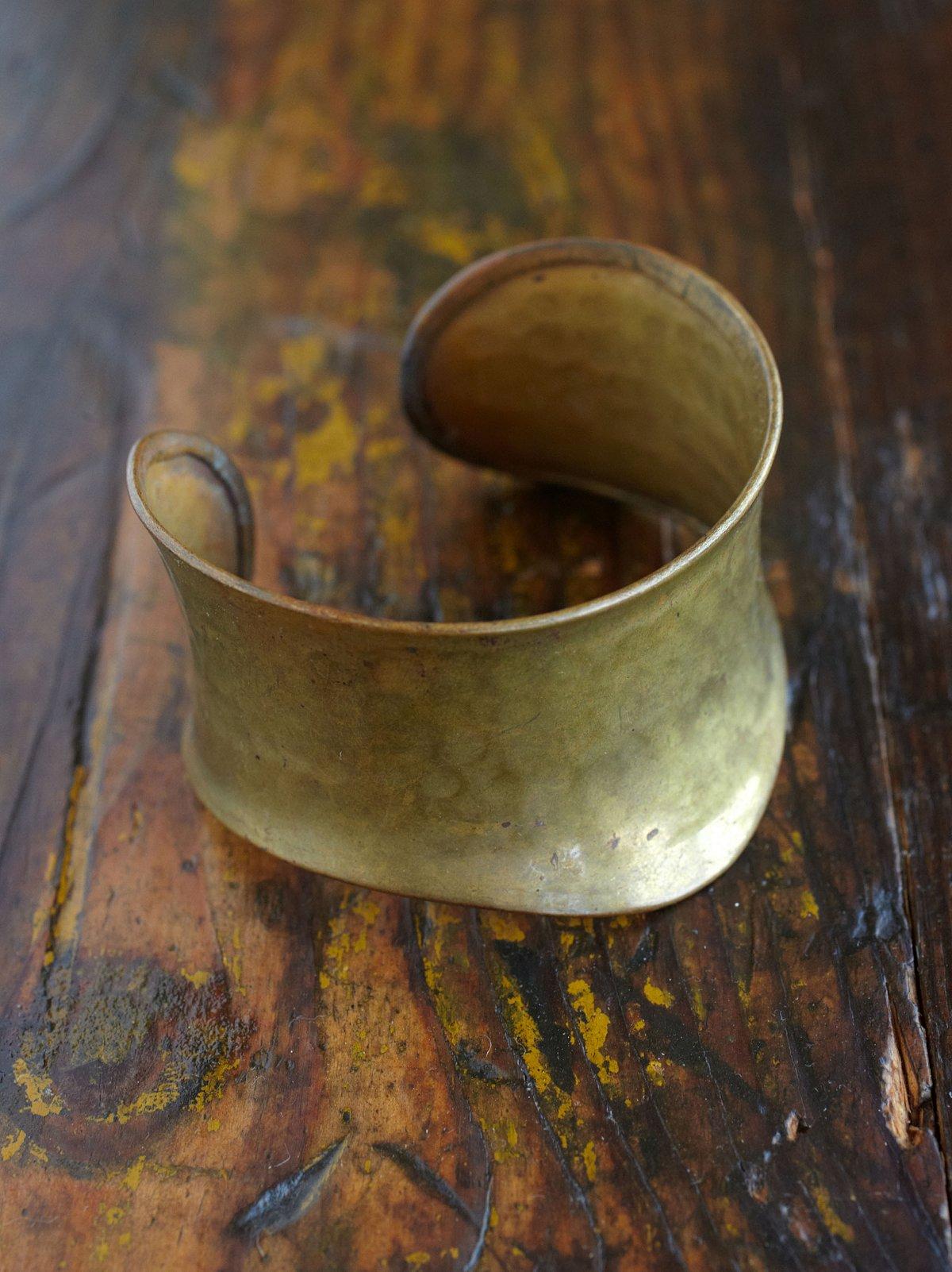 Vintage Brass Cuff