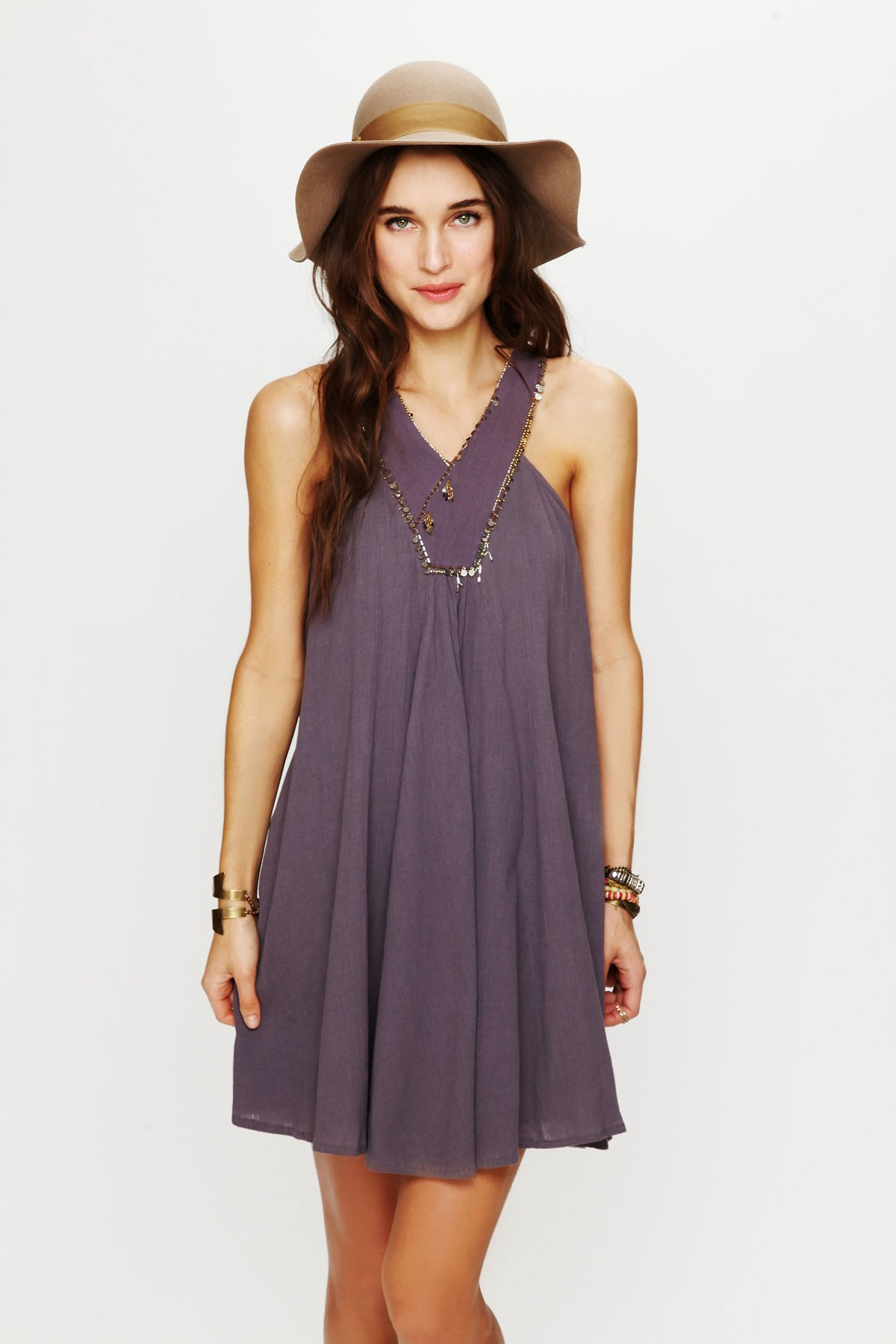 FP ONE Twiggy Embellished Dress