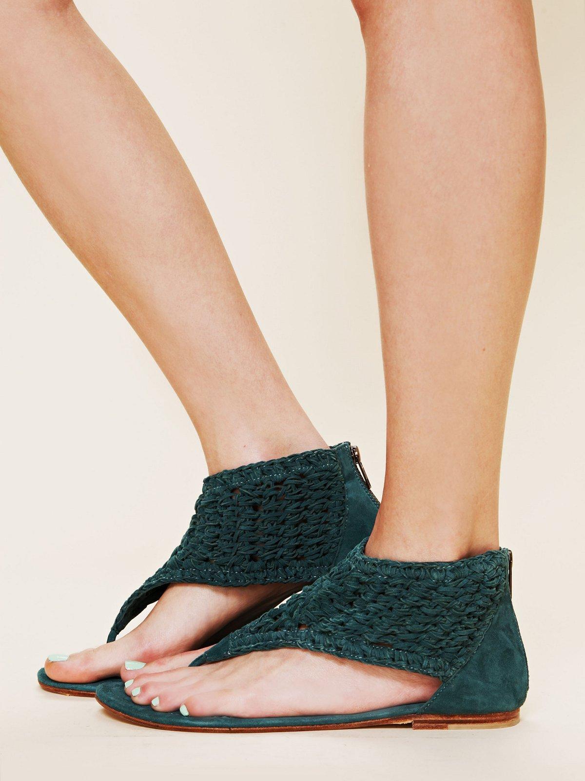 Palermo Woven Sandal